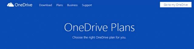 one drive cloud storage