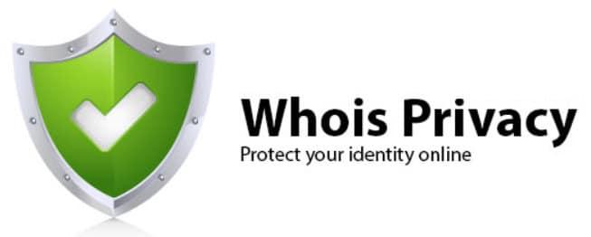 privacy del dominio