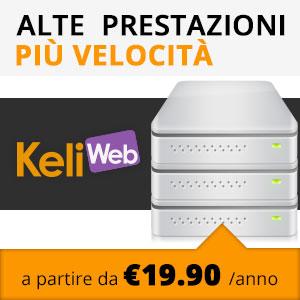 offerte hosting keliweb