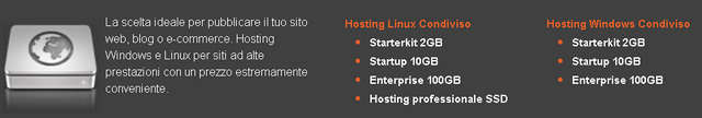 piani hosting serverplan