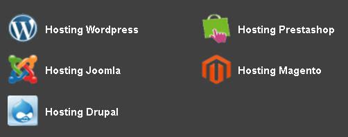 tipologie hosting
